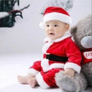 buy santa claus dress set for kids adults from shopclues - Santa Claus Children