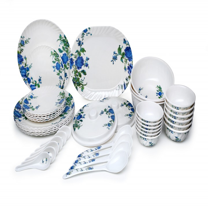 SUNMAX 40 PCS DINNER SET at shopclues