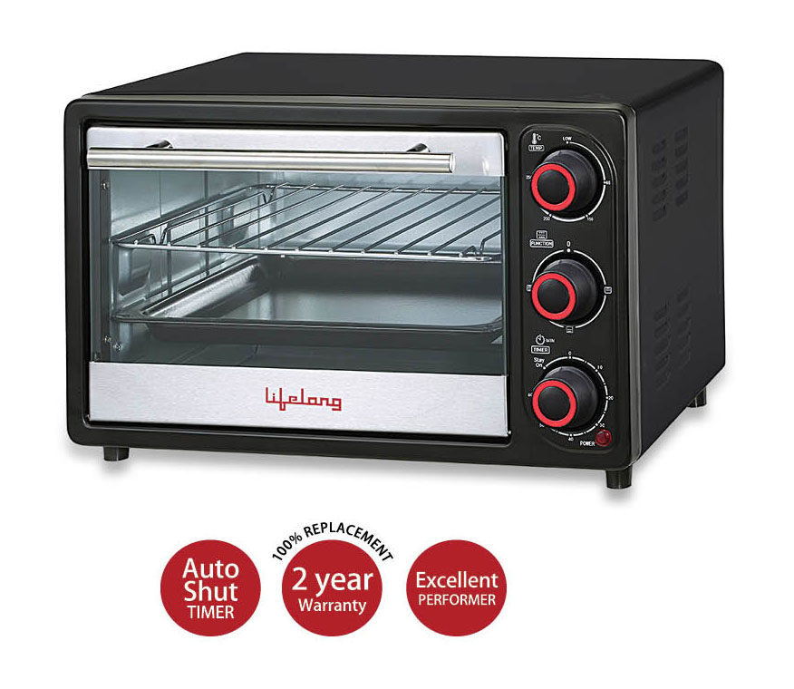Lifelong 16 Litre Oven Toast Griller at shopclues