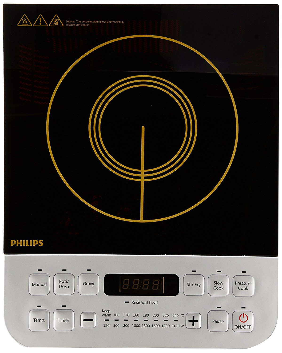 Philips HD4928 Induction Cook Top at shopclues