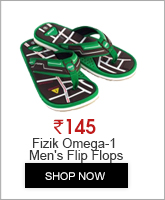 Fizik Omega-1 Brown Men's Flip Flops