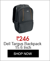 Dell Targus Backpack 15.6 Inch
