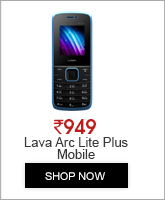 Lava Arc Lite Plus,0.3 MP Primary Camera,1.8-inch Screen,FM Radio with Recording