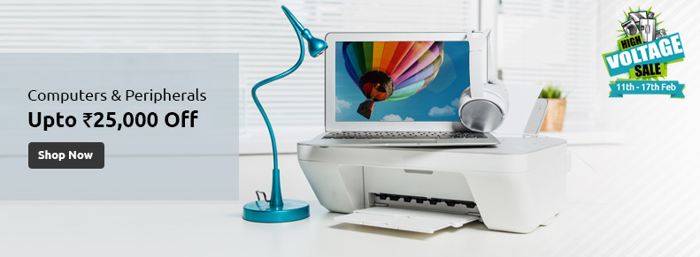Computers Upto 25000 Off