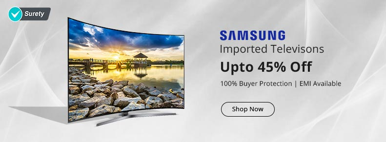 Imported Televisions