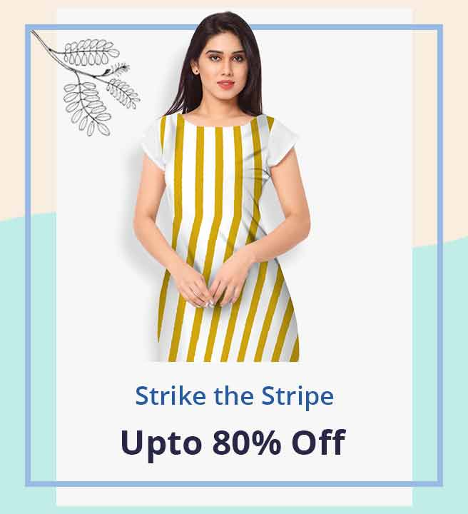 Weekend Fashion Dose-ShopClues
