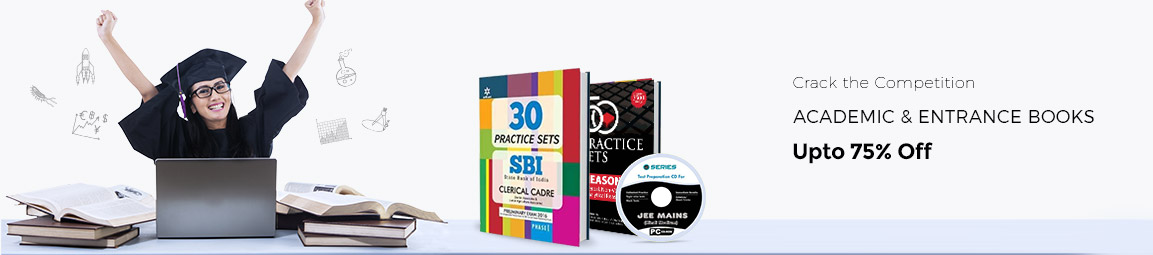 Academic and Entrance Books-ShopClues