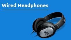 Wired Headphones-ShopClues