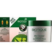 Bio Coconut whitening and brightening cream - ShopClues