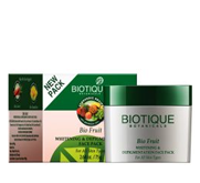 Bio Fruit whitening and Depigmentation face pack - ShopClues