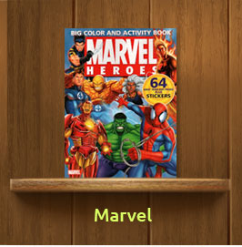 Marvel - ShopClues