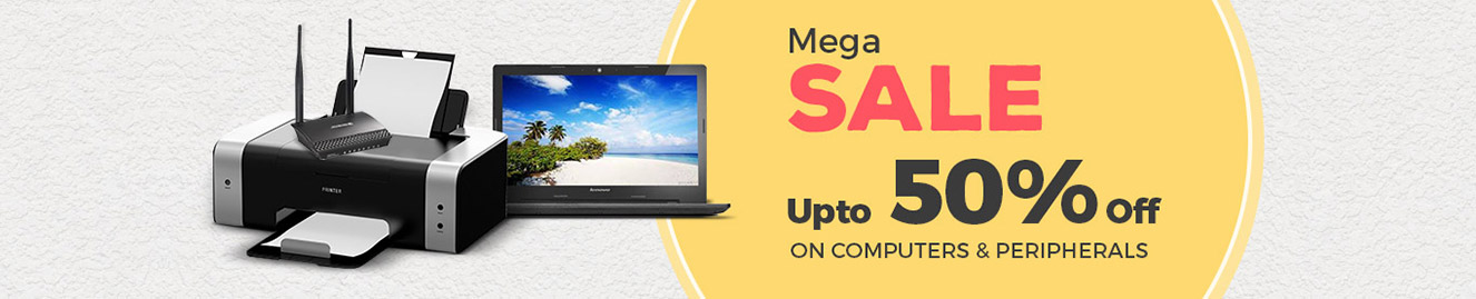 Computers and Peripherals-ShopClues