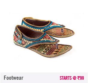 ShopClues Footwears