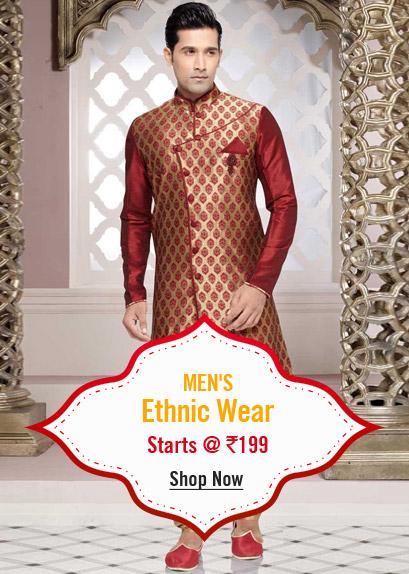 ShopClues Mens Ethnic Wear