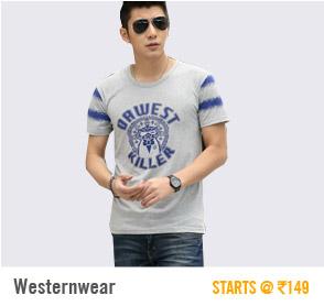 ShopClues Westernwear