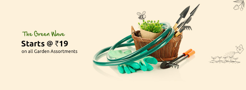 Home Garden - ShopClues