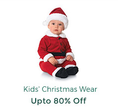 Kids Christmas Wear