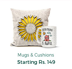 Mugs and Cushions Gifts