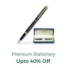 Premium Stationery