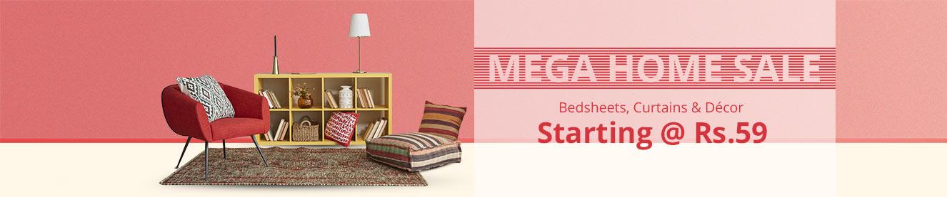 Home Mega  Sale - ShopClues