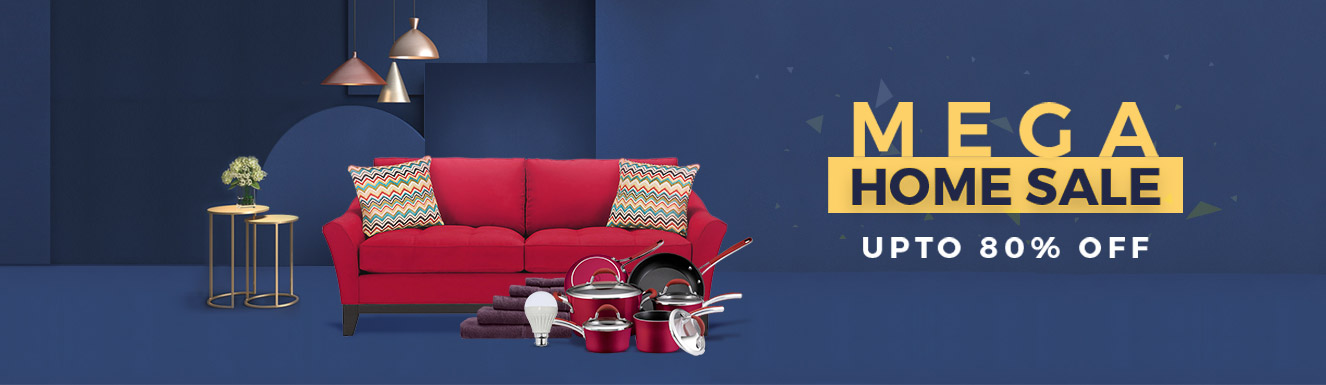 Mega Home Sale-ShopClues