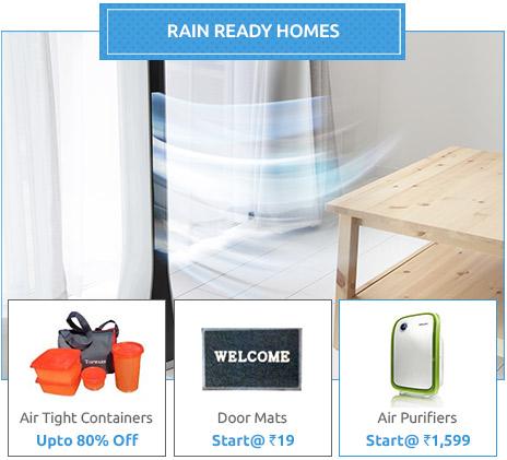 Rain Ready - ShopClues