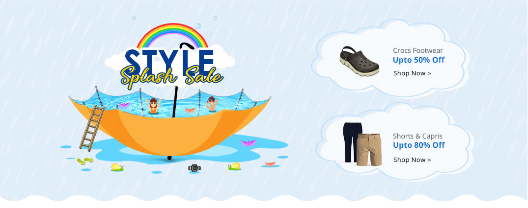 Monsoon Sale - ShopClues