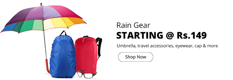 Rain Gear - ShopClues