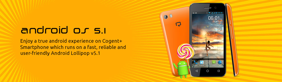 Android-Cogent Plus-ShopClues