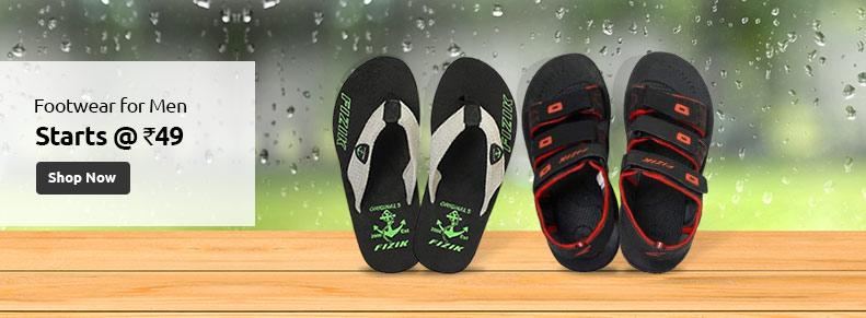 Men Footwear - ShopClues
