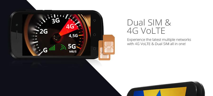 Dual Sim & 4g Lite - ShopClues