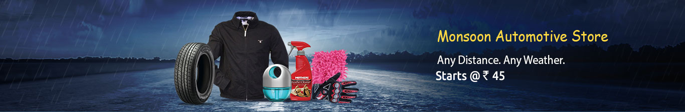 Monsoon Automotive Store-Shopclues