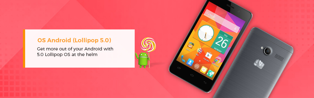 os android lollipop 5.0 - shopclues