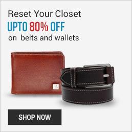 Belts & Wallets Special