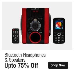 Bluetooth Headphones & Speakers