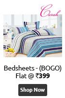 Bedsheets BOGO