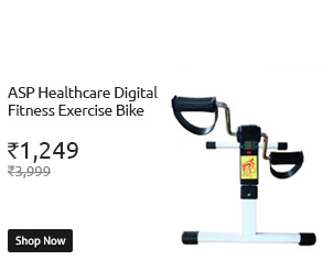 Cracker Deal ASP Healthcare Fitness Excercise Bike