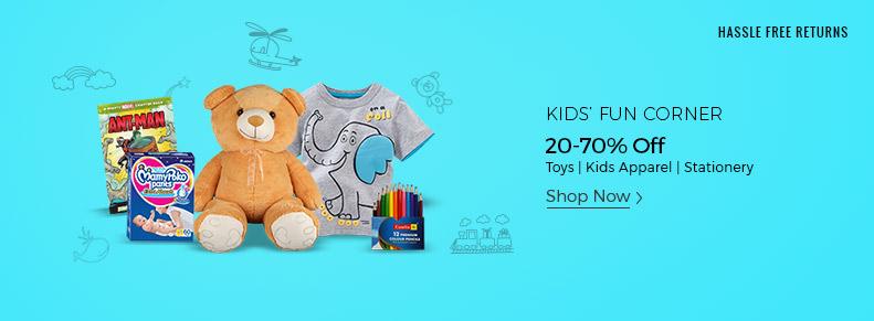 Toys, Baby & Kids