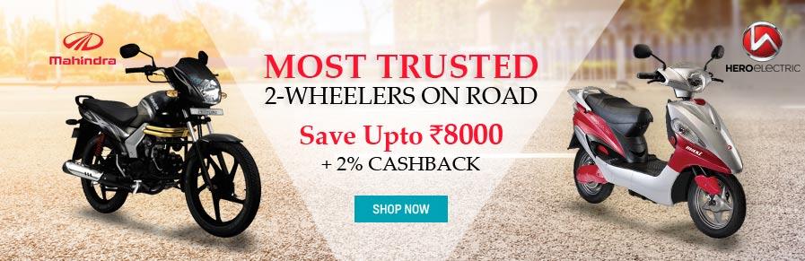 Mahindra & Hero Two Wheelers