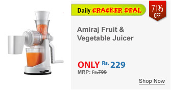 Amiraj Fruit & Vegetable Juicer