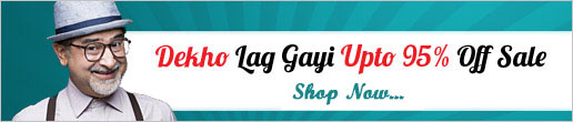 Dekho Lag Gayi Upto 95% Off Sale