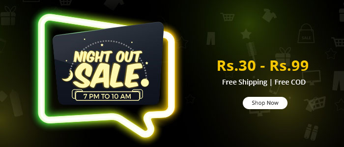 ShopClues: Deals @ Rs.30 – Rs.99 + Free Shipping & Free COD