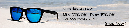 Sunglasses Fest - Fashion