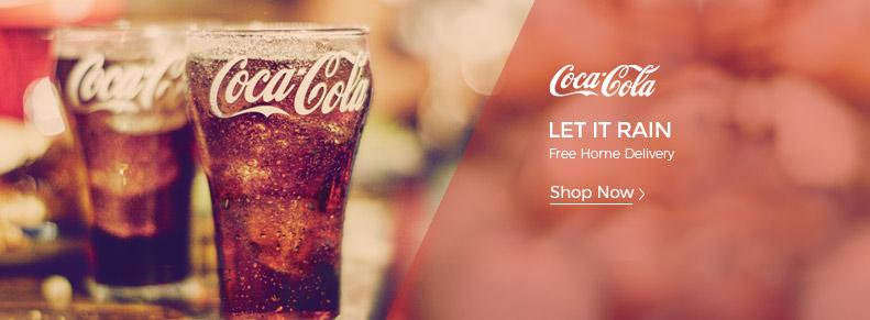 Coca cola|Monet
