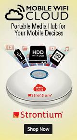 Strontium Mobile Wifi