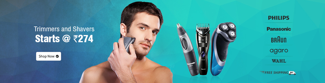Trimmers & Shavers Special