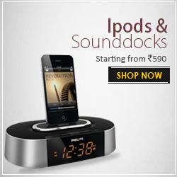 iPods & Sound Docks