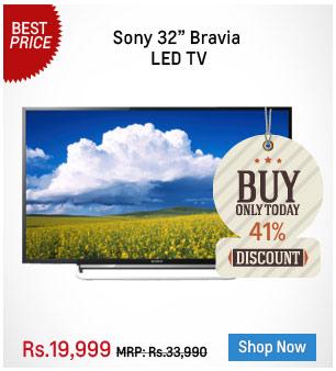 Sony 32 inch Bravia LED TV 32R306