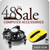 48 Hrs Sale on Computer Accessories