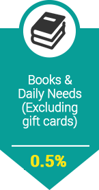 Books and Daily Needs - Shopclues